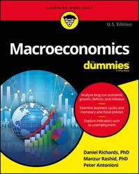 Macroeconomics For Dummies by Dan Richards