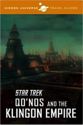 Hidden Universe Travel Guide by Dayton Ward image