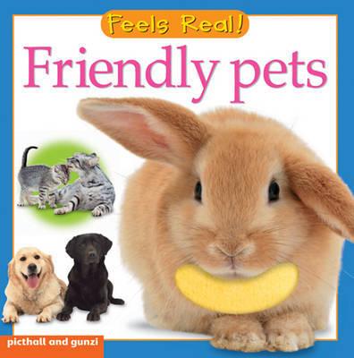 Friendly Pets by Christiane Gunzi image