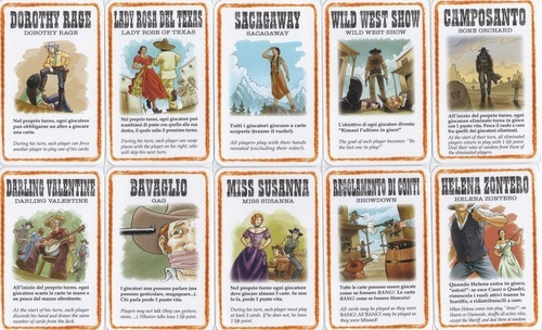 Bang: Wild West Show - Card Game image