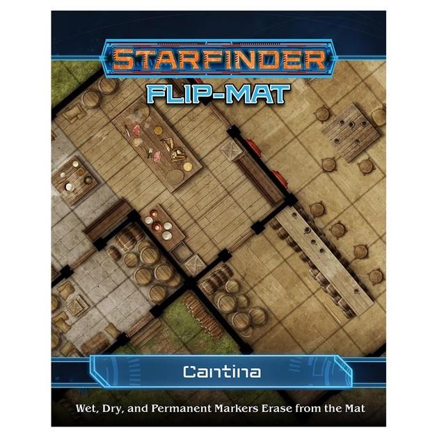 Starfinder RPG: Flip-Mat: Cantina