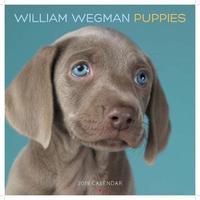 William Wegman Puppies 2019 Wall Calendar by William Wegman