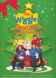 "The ""Wiggles"" Christmas Song and Activity Book by The Wiggles"