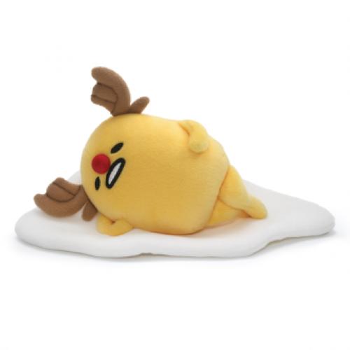 """Gudetama: Reindeer - 5"""" Egg Plush"""