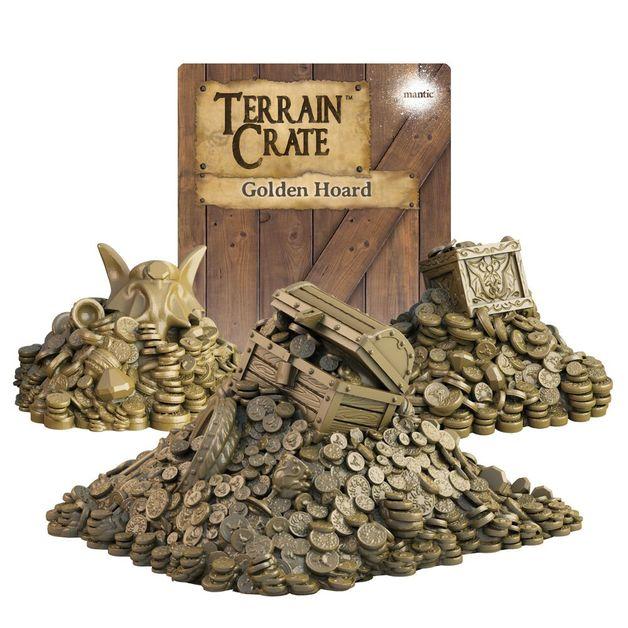 Terraincrate: Golden Hoard