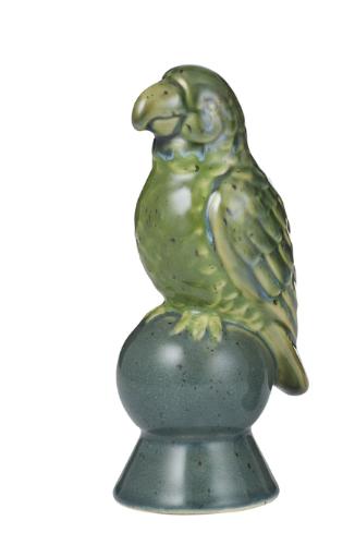 Amalfi: Troppo Bird Scultpure (Crested)