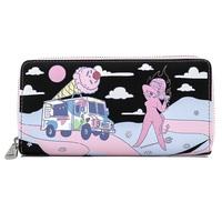 Loungefly: Valfre - Lucy Ice Cream Truck Zip Around Wallet