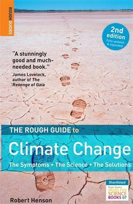 The Rough Guide to Climate Change by Robert Henson image