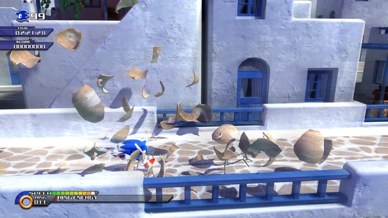Sonic Unleashed (PS3 Essentials) for PS3 image