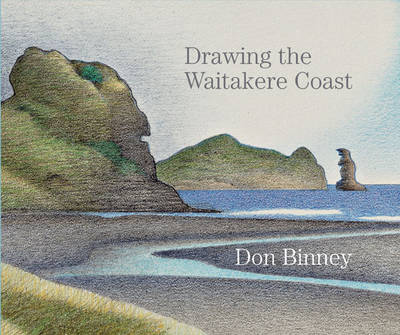 Drawing the Waitakere Coast by Don Binney