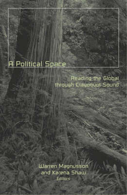 Political Space by Karena Shaw