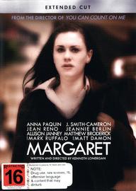 Margaret on DVD