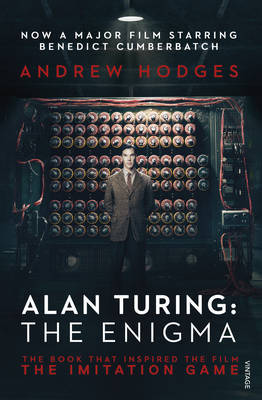 Alan Turing: The Enigma by Andrew Hodges image