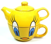 Looney Tunes - Tweety Teapot And Cup