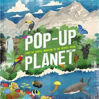 Pop-Up Planet by Camilla de la Bedoyere