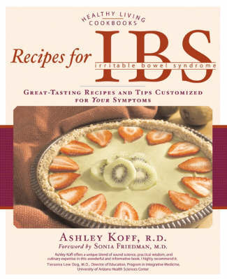 Recipes for IBS by Ashley Koff