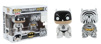 Batman - Bullseye & Zebra Pop! Vinyl Set