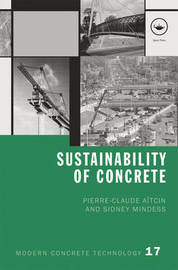 Sustainability of Concrete by Pierre-Claude A'Itcin