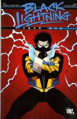 Black Lightning Year 1. by Cully Hammer