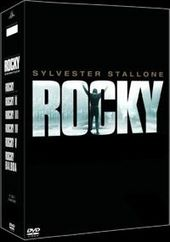 Rocky - The Heavyweight Collection (7 Discs) on DVD