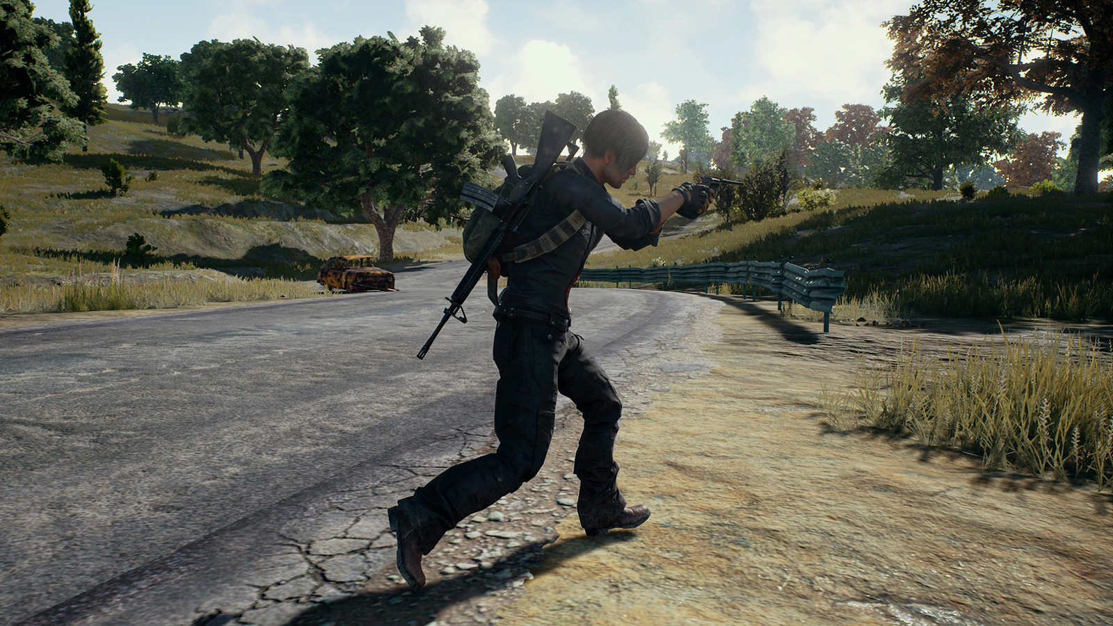 PlayerUnknown's Battlegrounds for Xbox One image