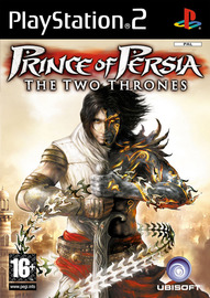 Prince of Persia 3: The Two Thrones for PlayStation 2 image
