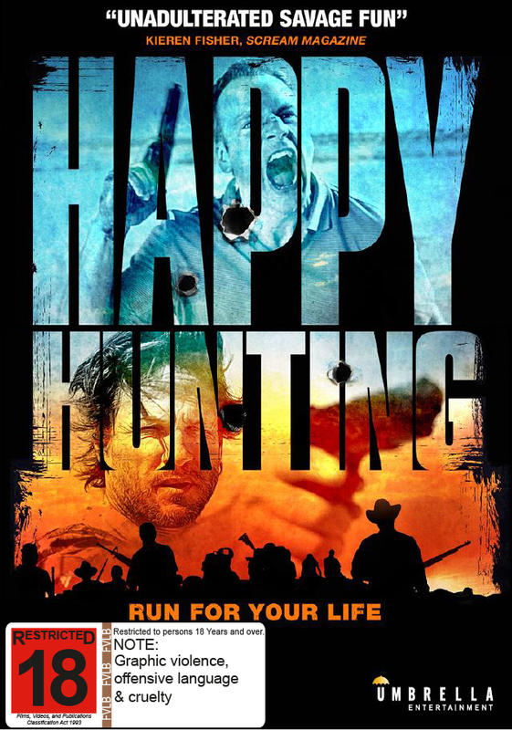 Happy Hunting on DVD