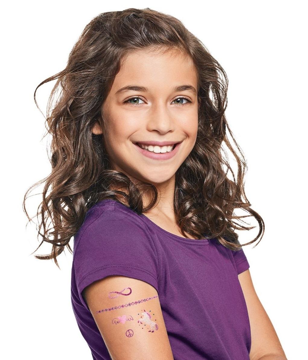 Make It Real: Shimmer Tattoos - Fashion Kit image