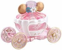 Tomica Disney Motors Jewellery Box - Rapunzel