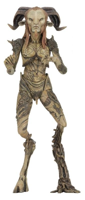 "Pan's Labyrinth: Faun - 7"" Action Figure"