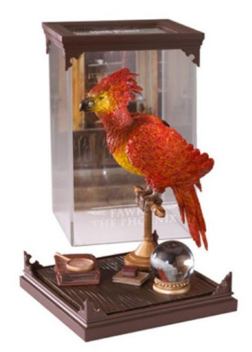 Harry Potter: Magical Creatures Diorama - Fawkes (No.8)