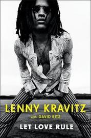Let Love Rule by Lenny Kravitz image