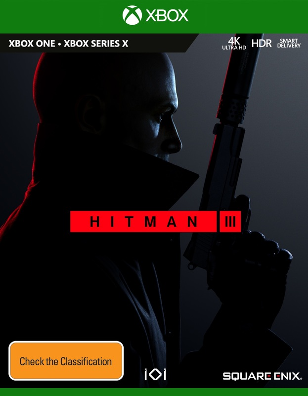 Hitman 3 for Xbox Series X, Xbox One