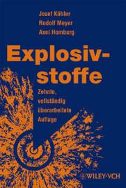 Explosivstoffe by Axel Homburg image