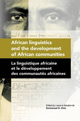 African Linguistics and the Development of African Communities by Emmanuel N Chia image