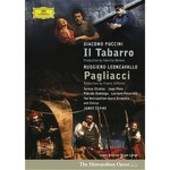 Puccini: Il Tabarro / Pagliacci on DVD