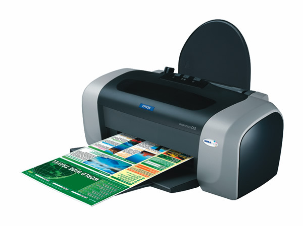 Epson Stylus 4 Colour Inkjet Printer C65