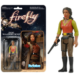 Firefly - Zoe Washburne Action Figure (ReAction Series)
