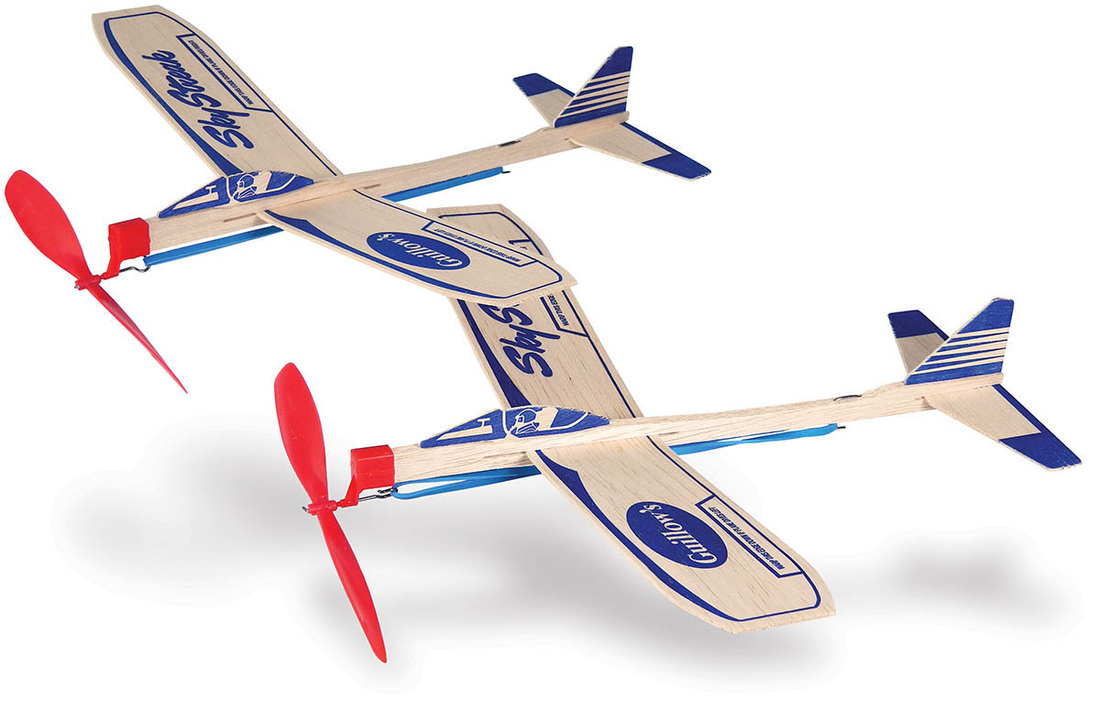 "Sky Streak Glider Twin Pack 12"" image"