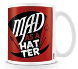 Alice Through the Looking Glass: Mad As A Hatter - Coffee Mug