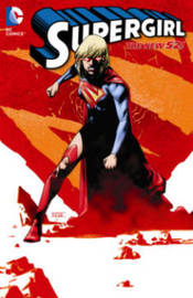 Supergirl Vol. 4 (The New 52) by Michael Alan Nelson