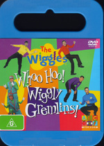 The Wiggles - Whoo Hoo! Wiggly Gremlins! on DVD
