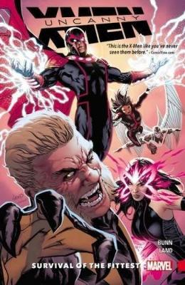 Uncanny X-men: Superior Vol. 1 - Survival Of The Fittest by Cullen Bunn