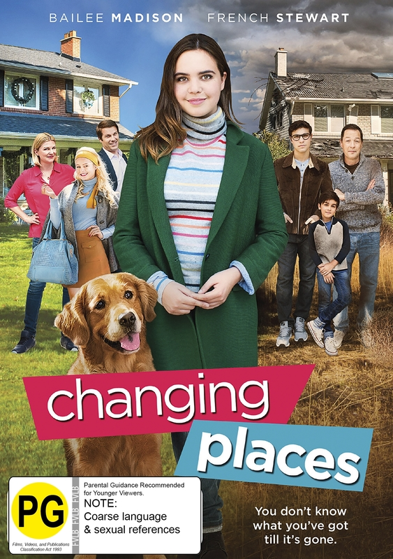 Changing Places on DVD