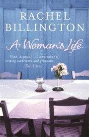 A Woman's Life by Rachel Billington image