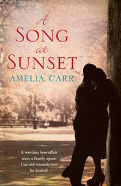 A Song At Sunset by Amelia Carr image