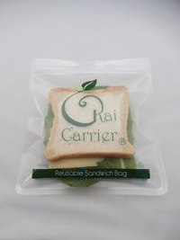 Kai Carrier Sandwich Bags 5 Pack