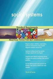 Social Systems Standard Requirements by Gerardus Blokdyk image