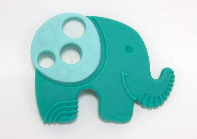 Marcus & Marcus: Sensory Teether - Elephant