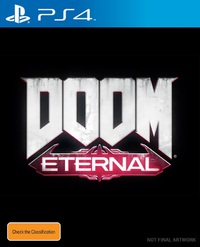 DOOM Eternal for PS4